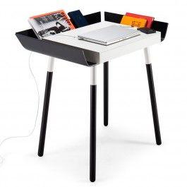 Scrivania My Writing Desk Bianco e Nero