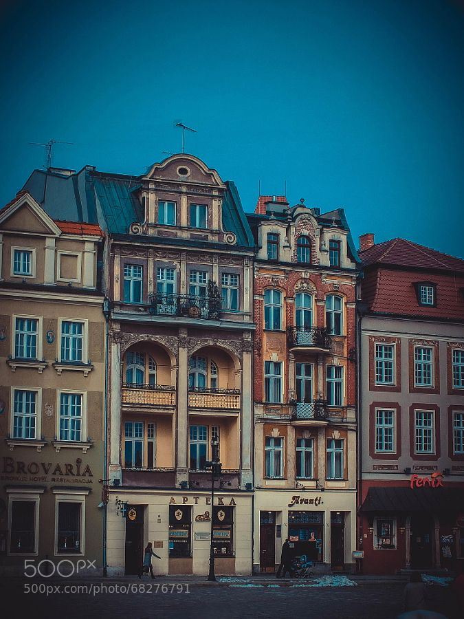 The Lifestyle Poznan Poland By Cherfil97 Poznan Poland Old City