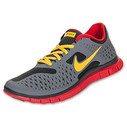 grand choix de 66e6d d2cde The LIVESTRONG Nike Free Run 4.0 V2 Men's Running Shoes are ...