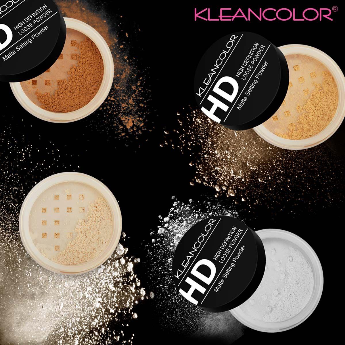 High definition matte setting loose powder loose powder