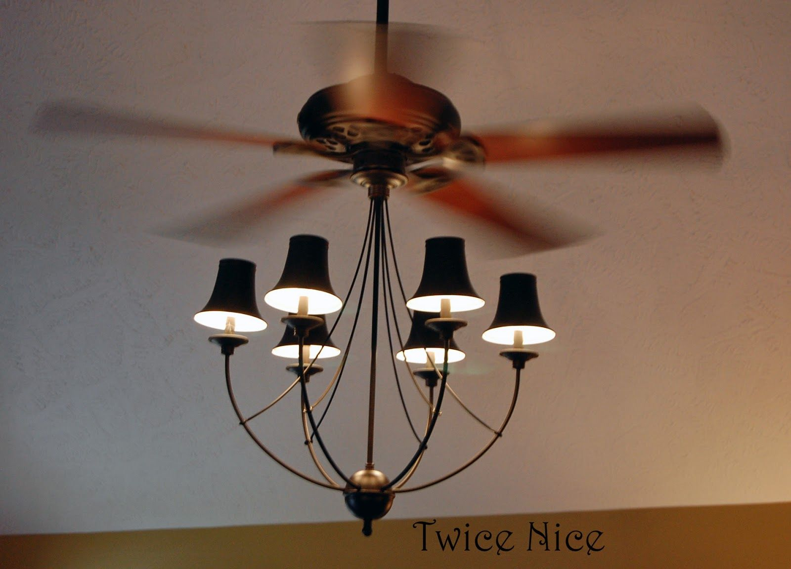 Decorative Chandelier Ceiling Fan With Lights Modern ceiling