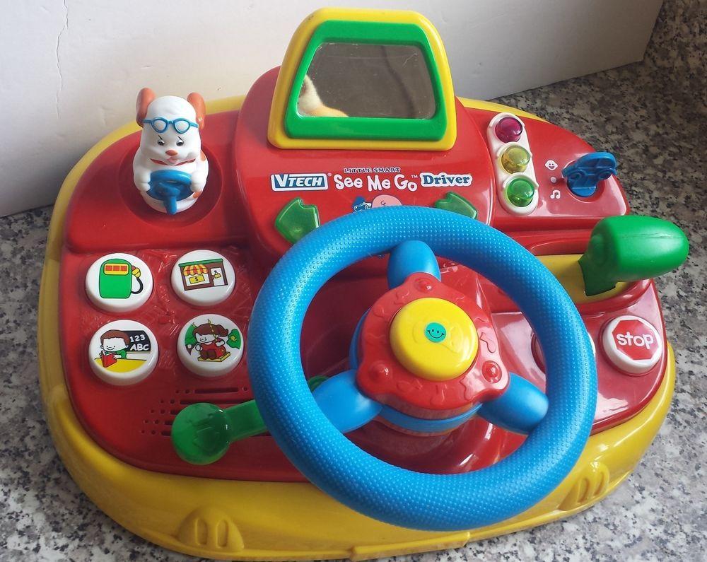 VTECH LITTLE SMART SEE ME GO DRIVERS (2019)
