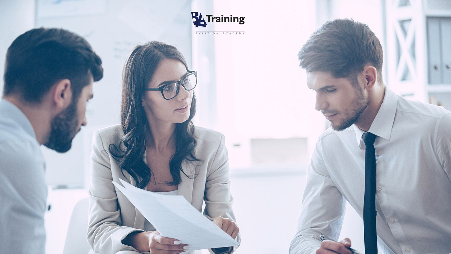 Offers Job Preparation Training For Pilots And Crew
