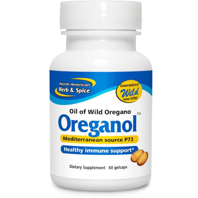 North American Herb Spice Oreganol P73 60 Gelcaps Swanson Health Products Organic Recipes Natural Health Care Natural Health
