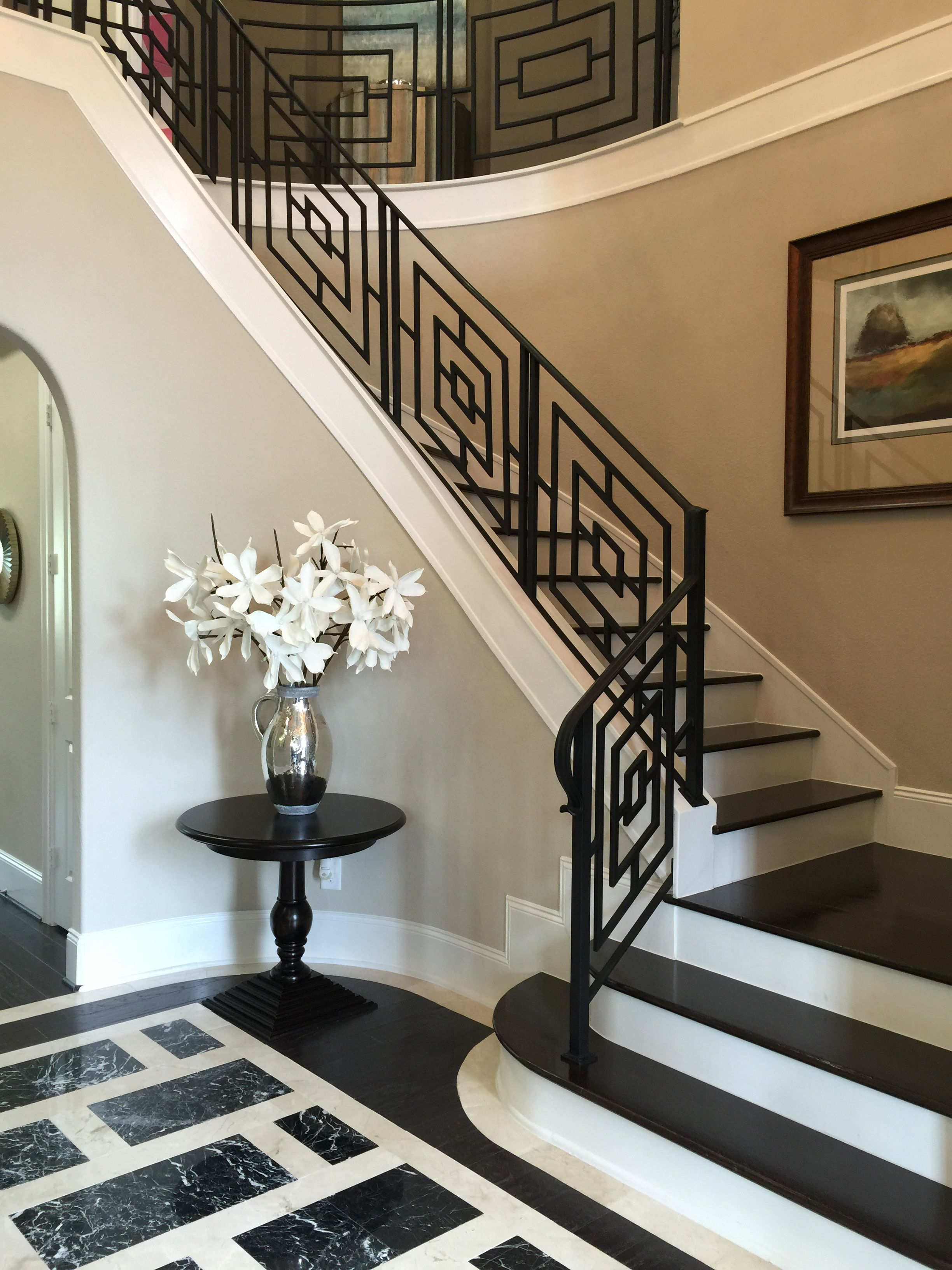 Best Staircase Rail Stair Railing Design Staircase Railing 400 x 300