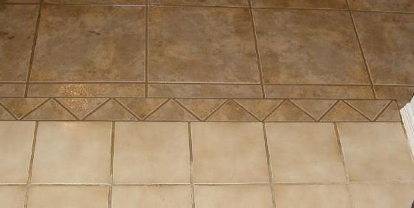 Tile Transition Connect Flooring