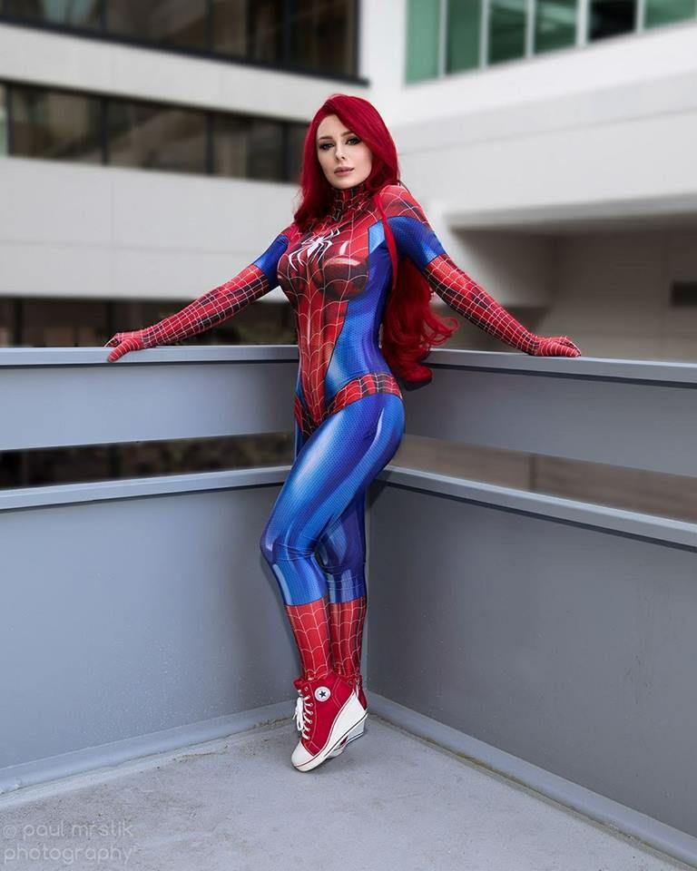 jenna cosplay