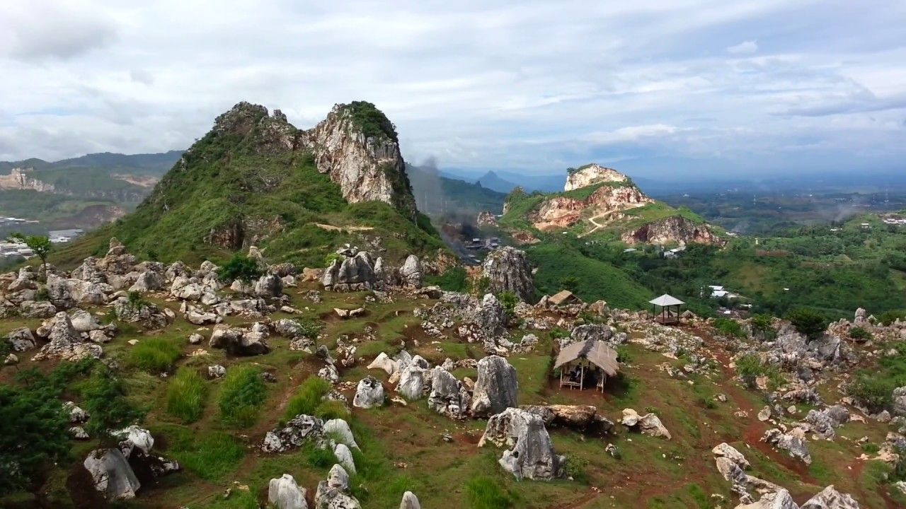 Stone Garden, Taman Batu Terindah Di Bandung Barat Taman