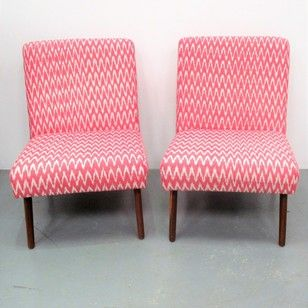A Pair of 1970s Danish Armchairs - Decorative Collective