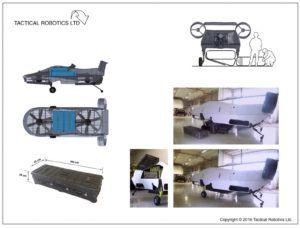 Tactical Robotics to expand Cormorant flight testing