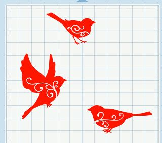 Pin On Cricut Svg Birds Cages