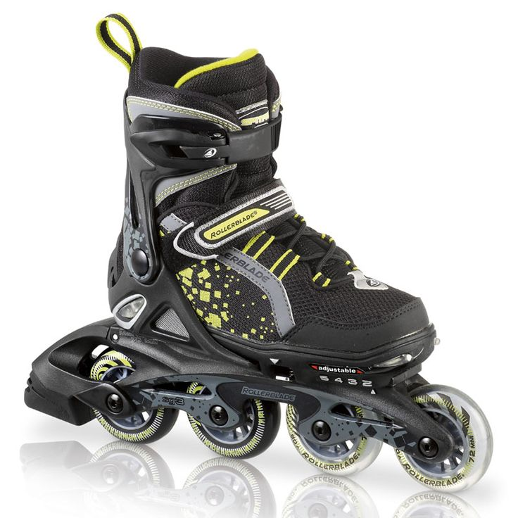 0826d530cb7 Rollerblade 2013 Flash G junior skates  High quality extendable junior  skates for boys. Available