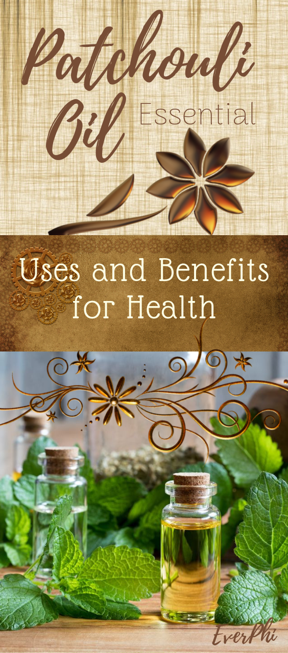 Other common uses for patchouli oil are: to control excessive