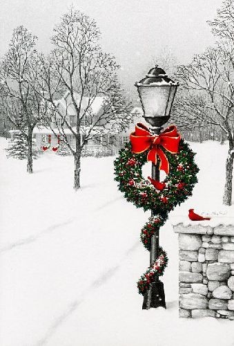Winter Christmas Images Free