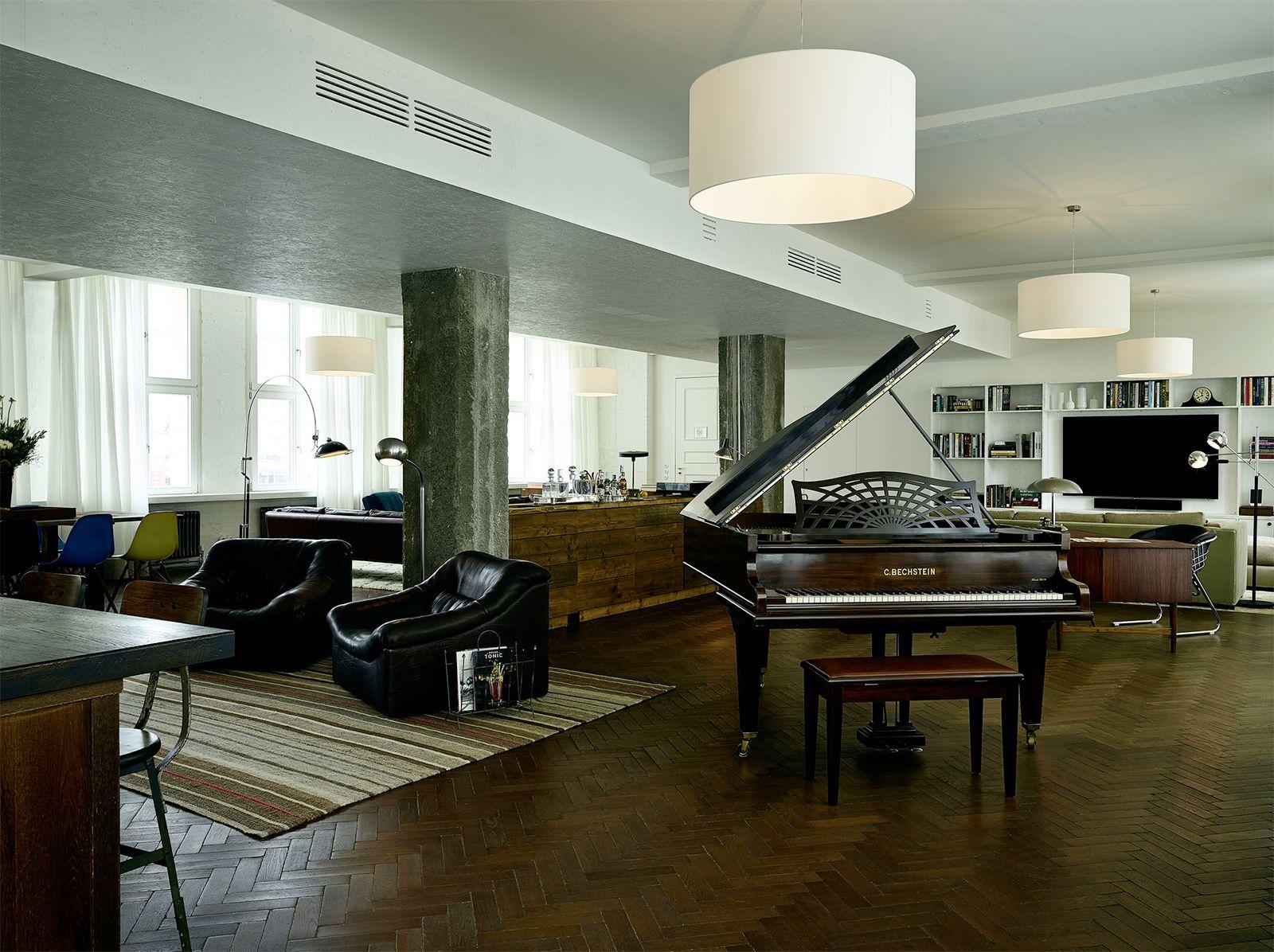 berlin apartments to rent - soho house berlin lofts | casa e