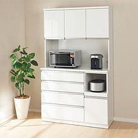 キッチンボード ゾロ 120kb Wh インテリア 家具 キッチンボード