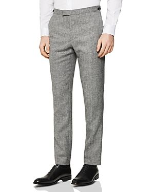 53d4afe3a REISS RUCK MIXER SLIM FIT TROUSERS.  reiss  cloth