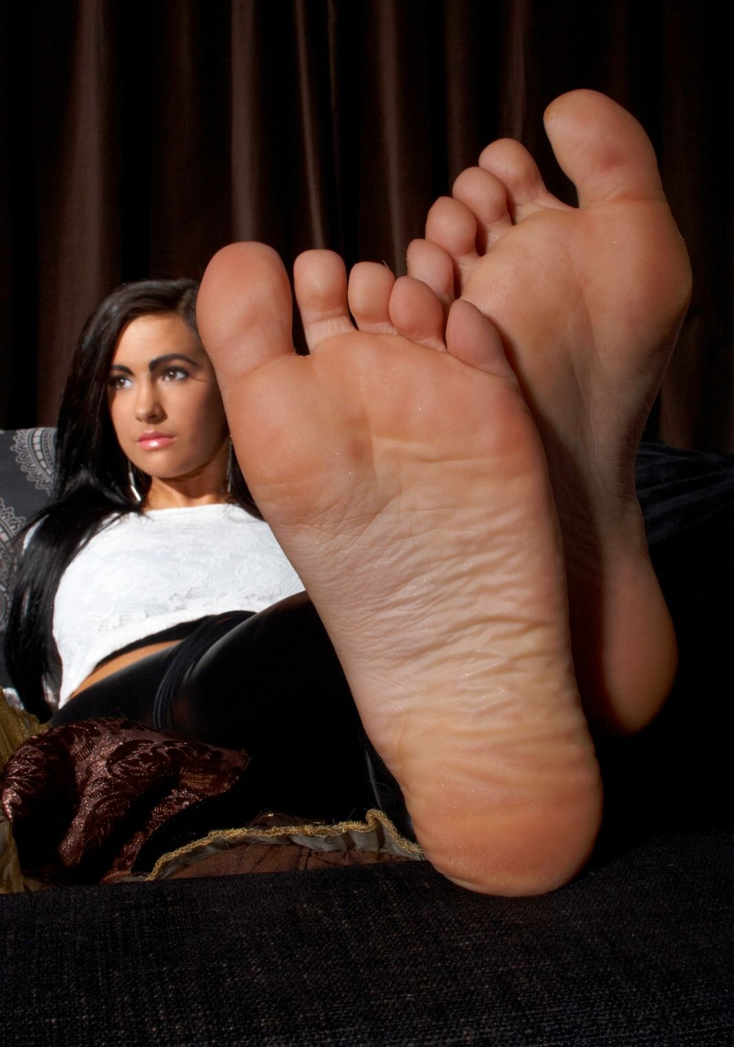 Sexiest soles in the world