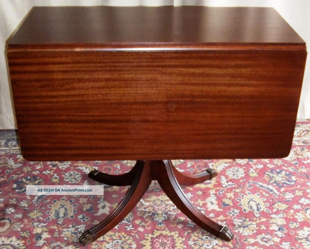 Antique Drop Leaf Table And Chairs Images Broyhill Claw Foot Table
