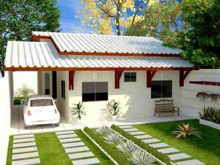 Pin de Roberta Dos Anjos en casas | Pinterest | Planos y Casas