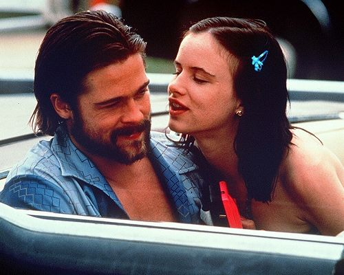 The Worst Boyfriends In Cinema | Brad pitt Michelle Forbes Boyfriend