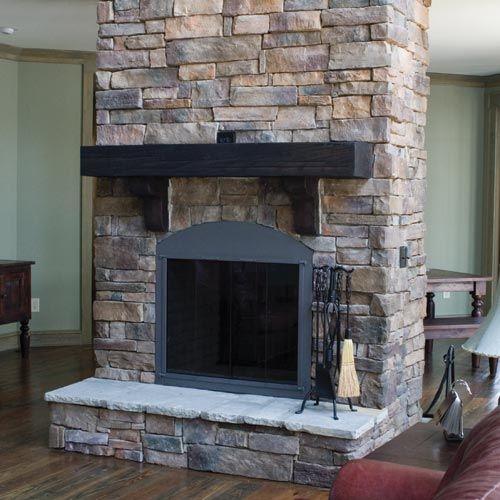 Dutch Quality Pennsylvania Weather Ledge Thin Veneer Stone