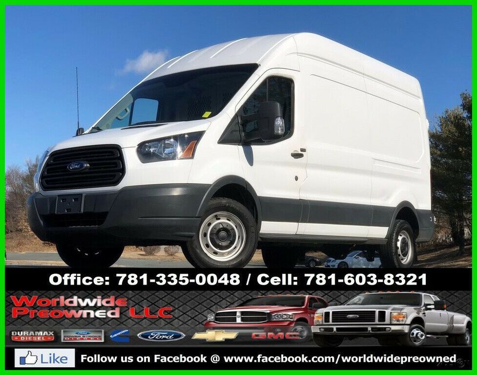 Details About 2015 Ford Transit 250 Cargo Van In 2020 Ford Transit Cargo Van Ford