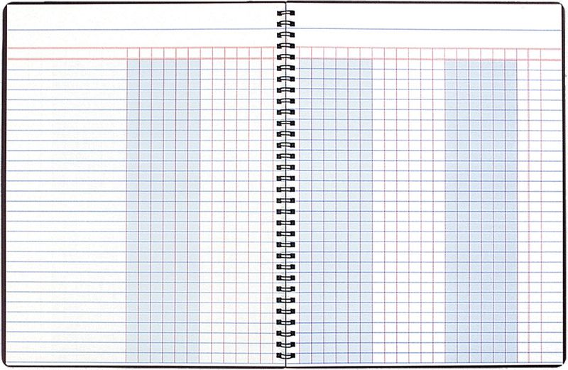 tr 31 skivertex teachers roll book 8 5 x 11 inches comes in