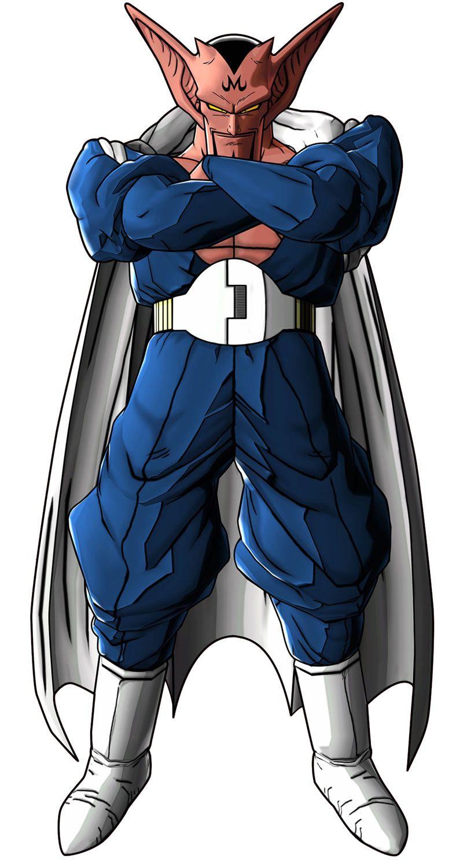 Dabura Characters Art Dragon Ball Z Battle Of Z Dragon Ball Z Dragon Ball Z Arts