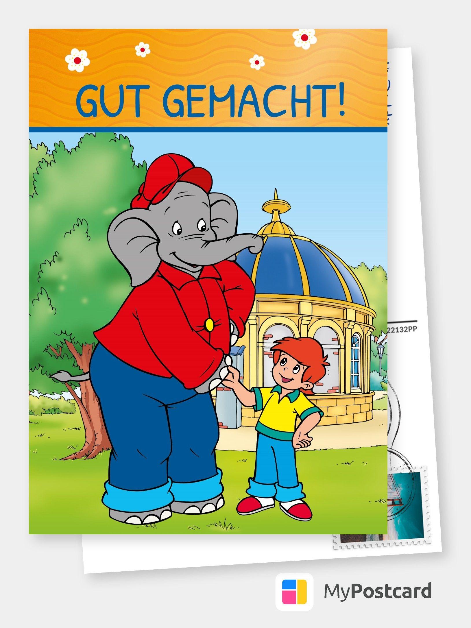Gut Gemacht Comic Cartoons Echte Postkarten Online