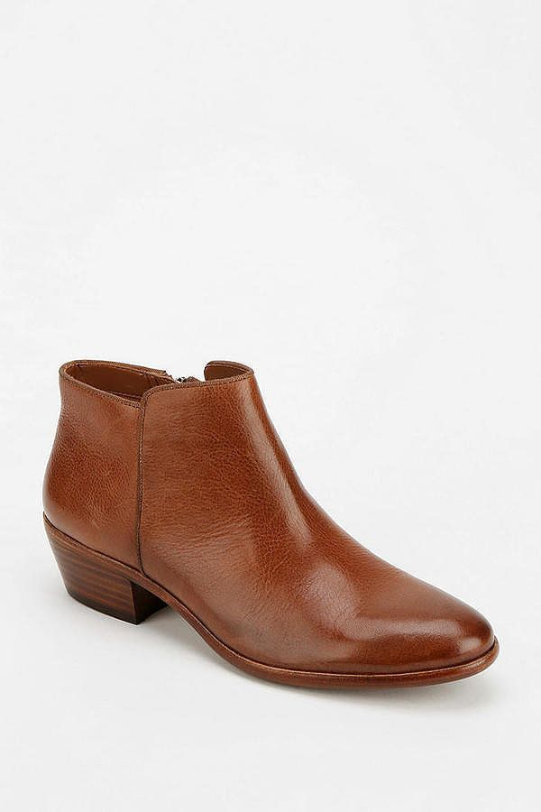 85aebcabf Simple brown leather boots from Sam Edelman you ll live in year-round