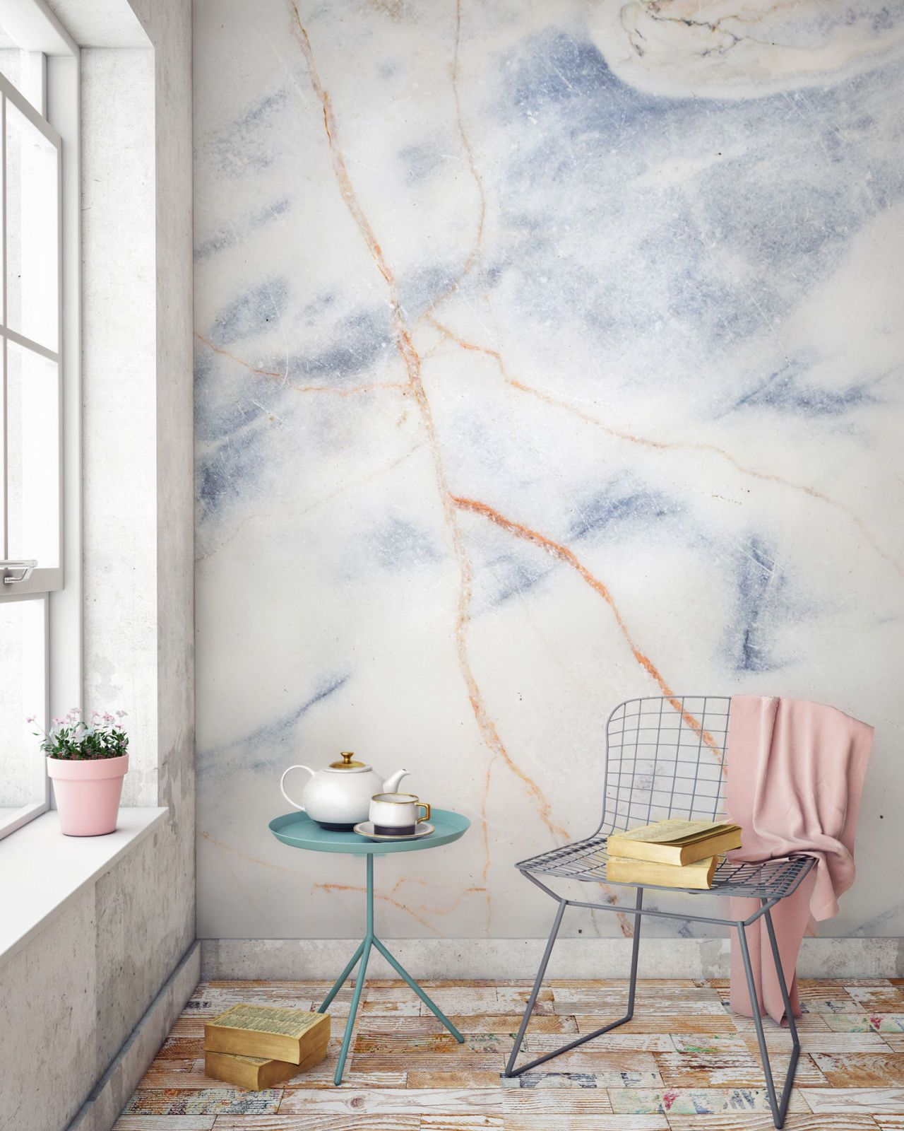 2017 Trends Marble Wallpaper 303 Was A Trend In 2016 And It Looks Like S Definitely Here To Stay With Faux Effect Materials Wall