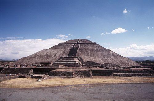 Teotihuacan Teotihuacan Teotihuacan Pyramid Mystical Places