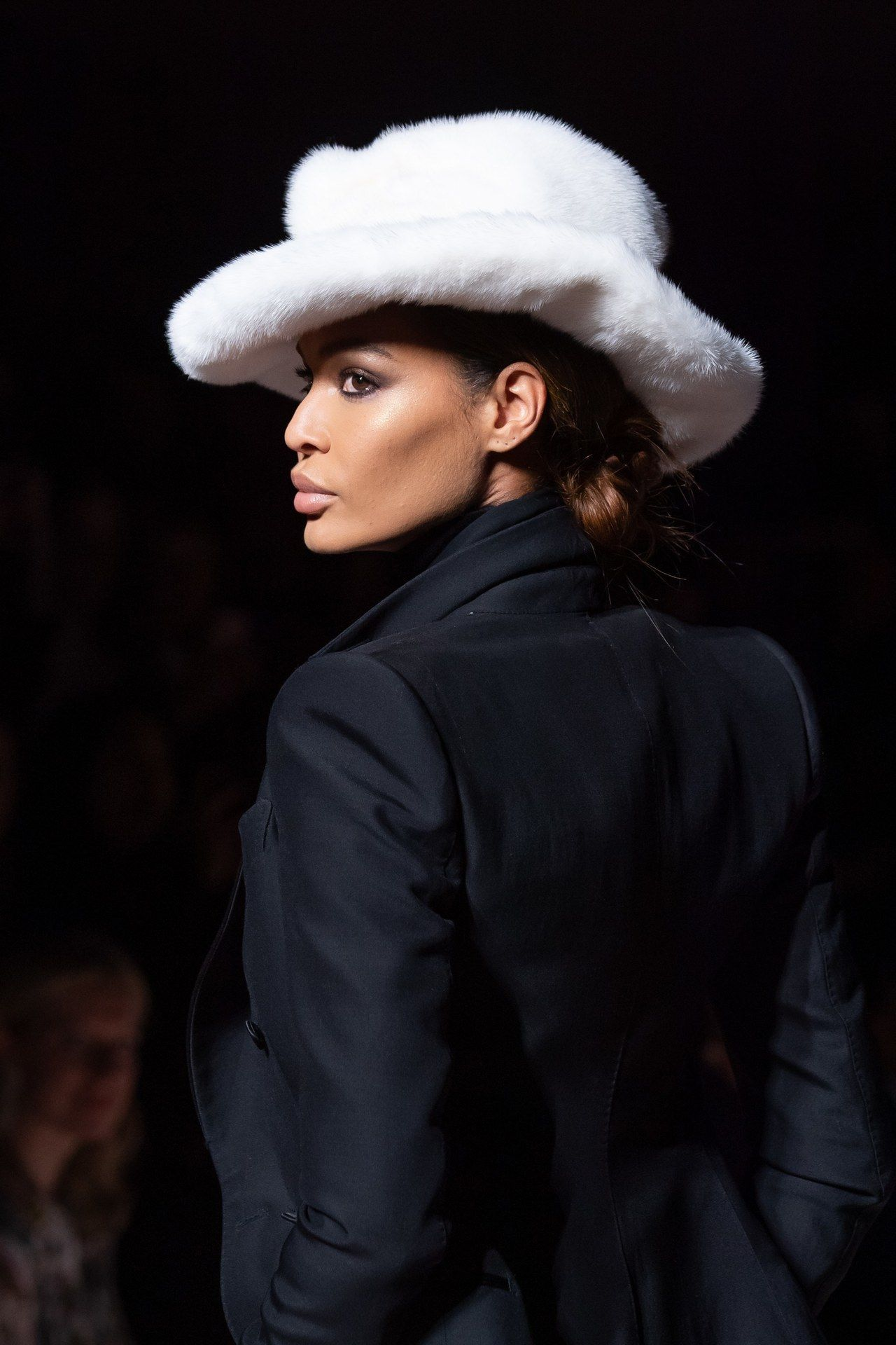 joan smalls || tom ford fall 2019 rtw -