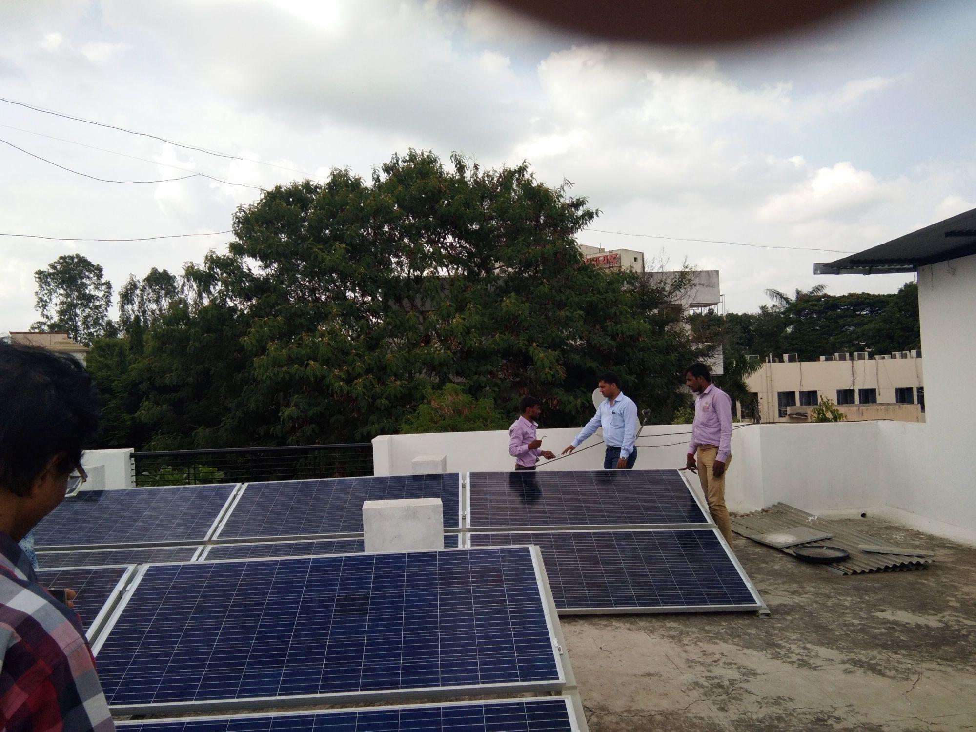 Urja Saur Electronics From Aurangabad Maharashtra India Is