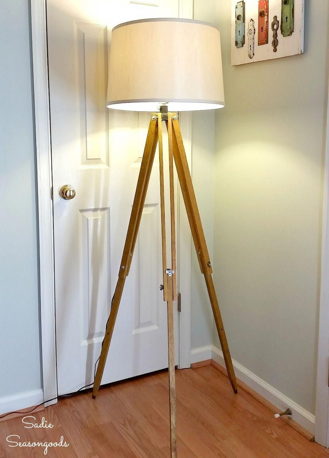 Teleskop Stativ Lampe Create An Industrial Floor Lamp For A Fraction Of The Cost From