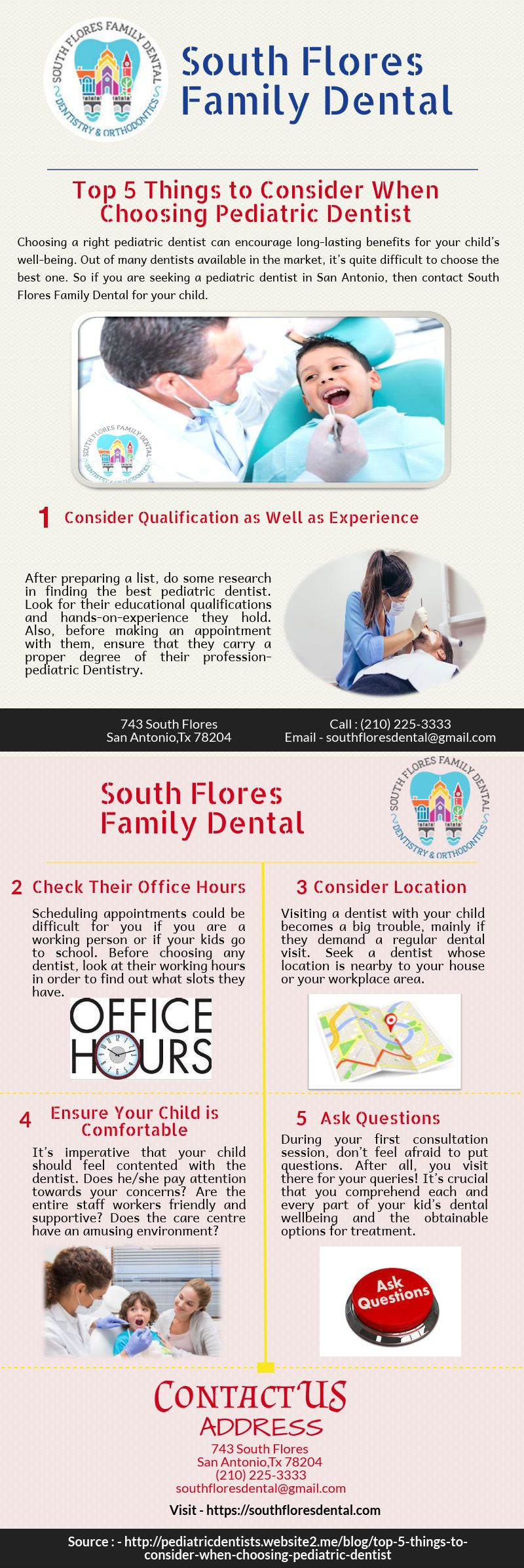 Looking for the best dentist in san antonio visit south
