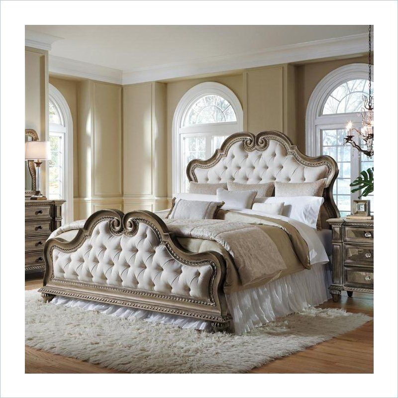 Merveilleux Shop Pulaski   Arabella   Bed By Pulaski At Furniture Sale Prices From Our  Beds Department Or Compare By SKU 211170 80 Bed Online At OneWay Furniture.