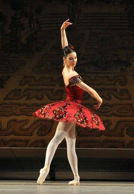 9f0a54897395 Maria Alexandrova as Kitri   Inspiration   Bolshoi ballet, Dance ...