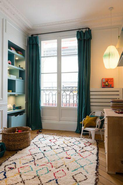 Contemporain chambre de b b by a d vanessa faivre home decor in 2019 chambre enfant - Agencement chambre enfant ...