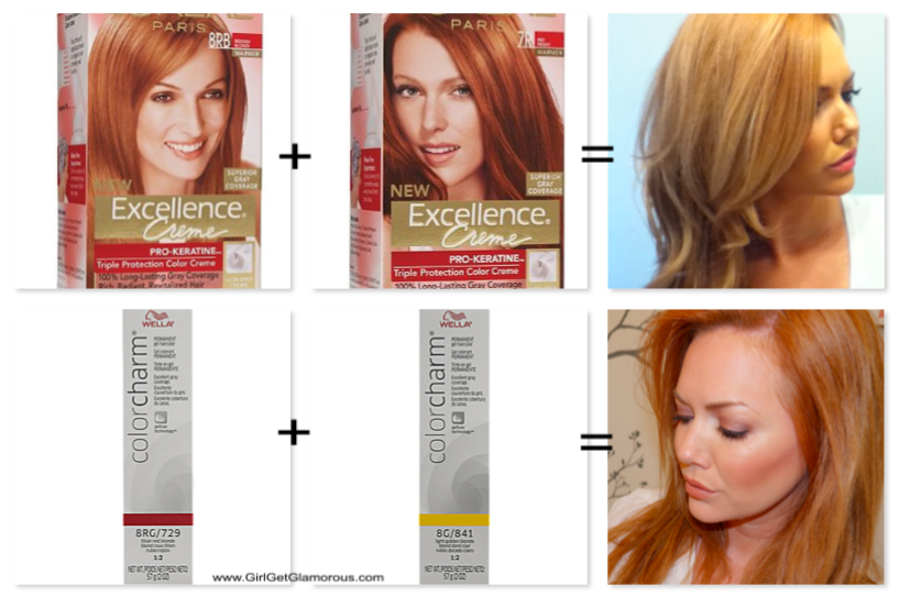 L Oreal Strawberry Blonde Getglamorous