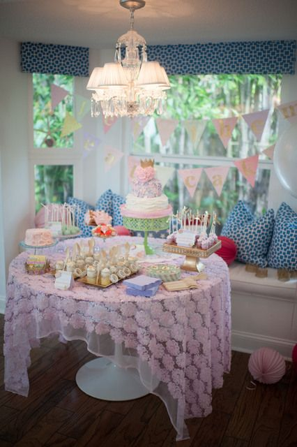 Let Them Eat Cake Birthday Party Ideas! See more party ideas at CatchMyParty.com!