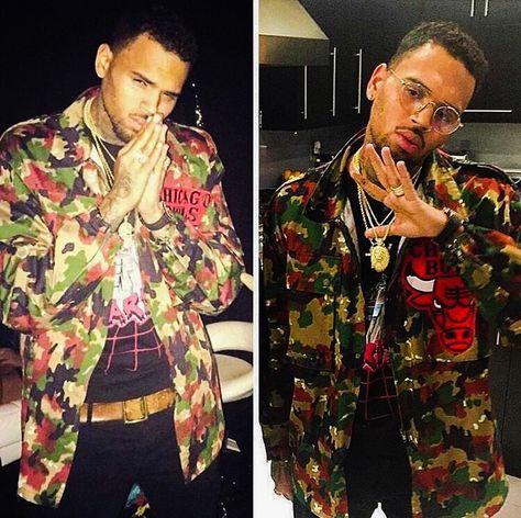 Chris Brown Follow Me On Pinterest Makayla9828 Breezy Chris Brown Chris Brown Outfits Chris Brown And Royalty