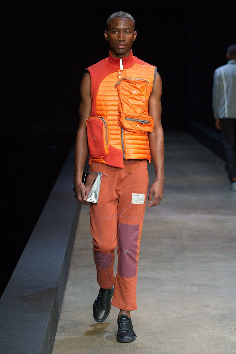 8485155ccbbd7 A-COLD-WALL* Fall Winter 2019 London Fashion Week Mens Runway Presentation  Samuel Ross Nike Zoom Vomero +5 Show Collection BIRTH.ORGAN.SYNTH.