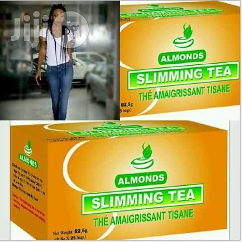 Almonds Herbal Slimming Tea Is The Best Fat Burner Thats Very