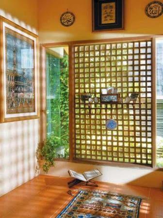 Desain Rumah Minimalis Luar Dan Dalam  contoh desain mushola pribadi di dalam dan luar rumah