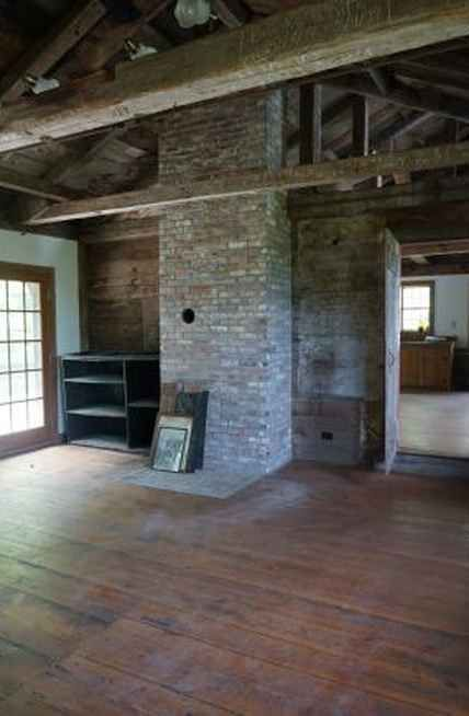 """1790 """"Four Over Four"""" Colonial – Francestown, NH"""
