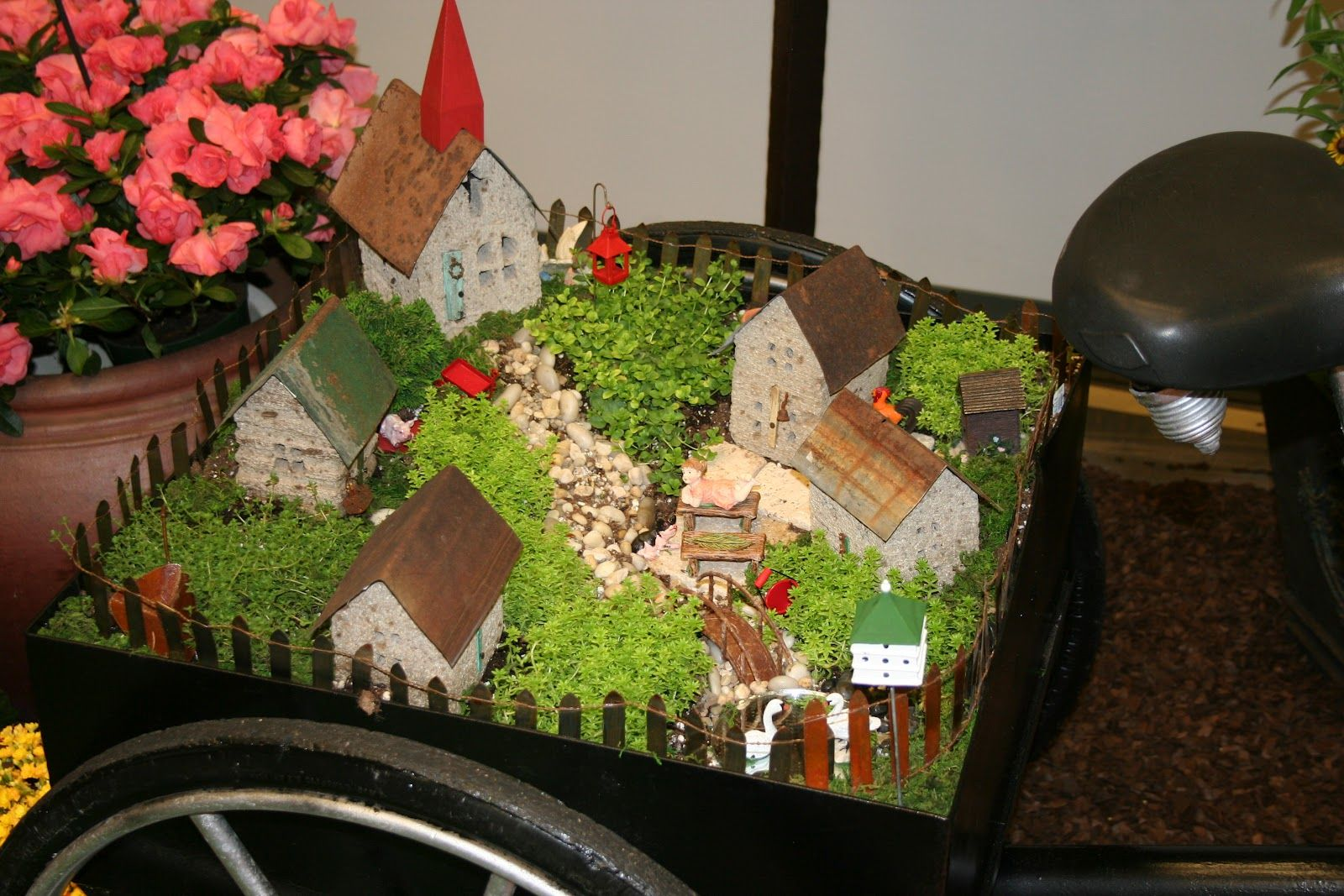 1000 images about My Fairy Garden on Pinterest Gardens Fairy