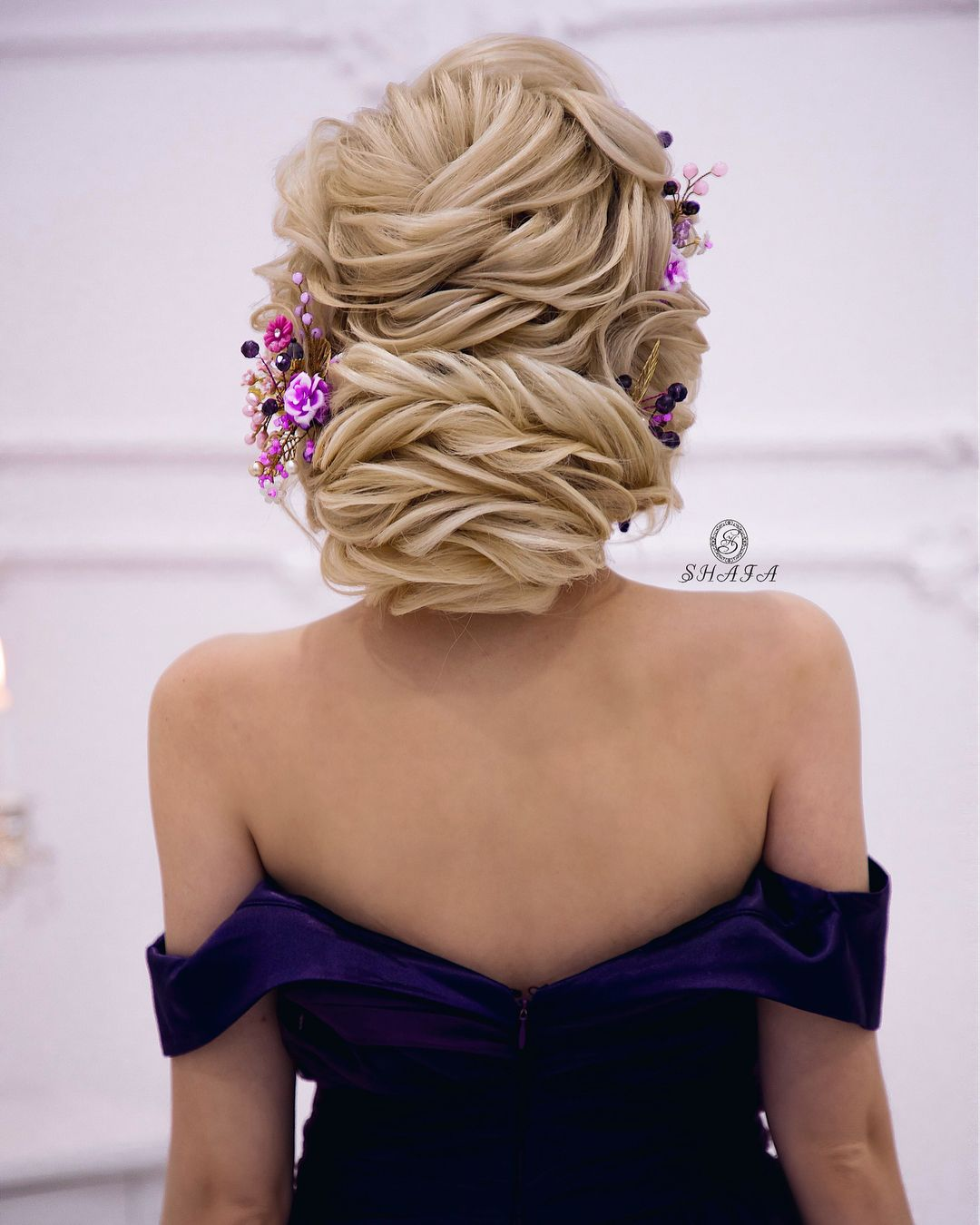 624 Begenme 3 Yorum Instagram Da Shafa Studio Shafastudio Long Hair Updo Long Hair Designs Wedding Hairstyles For Long Hair