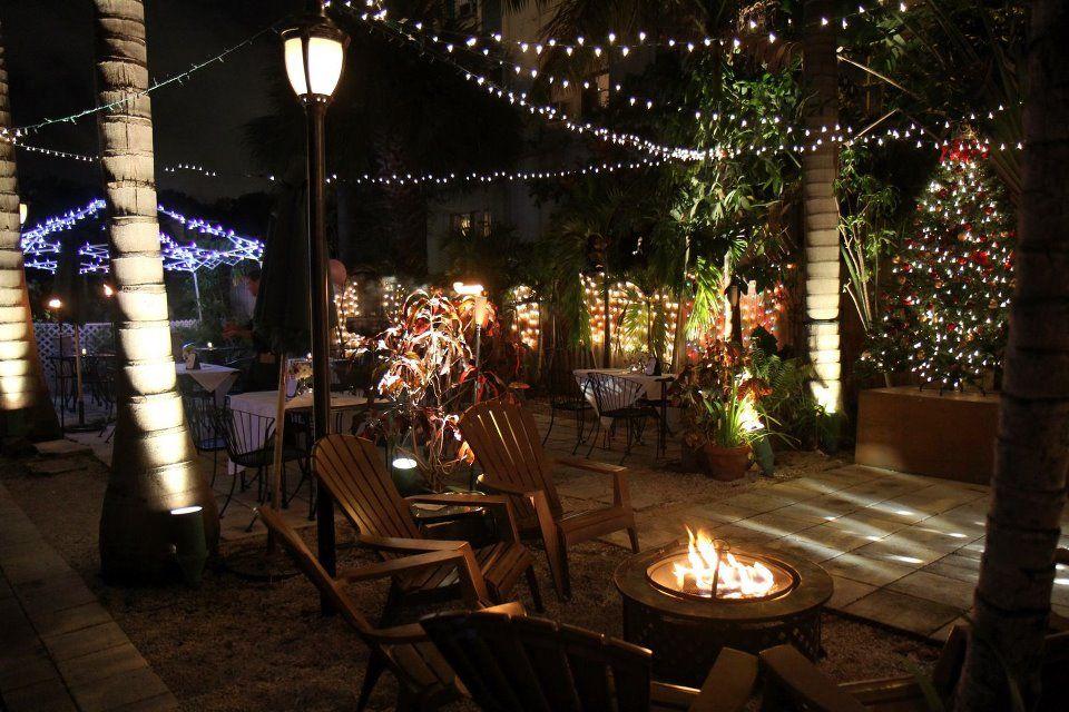 The Backyard Bar A Hidden Oasis Downtown 213 S Rosemary